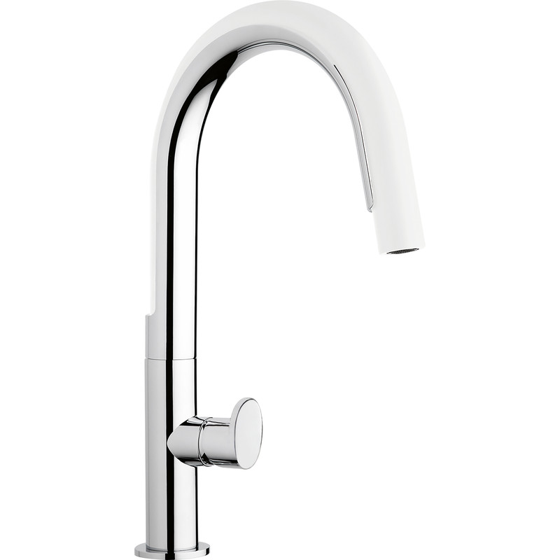 Franke Valdo Pull Out Mono Mixer Kitchen Tap