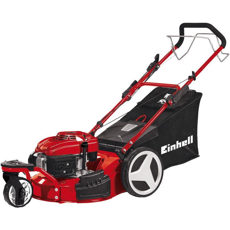Einhell 141cc 46cm 3 Wheeled Self Propelled Petrol Lawnmower