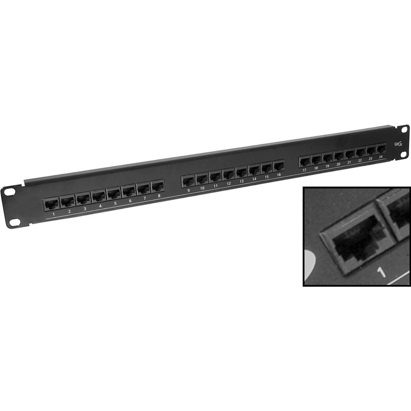 CAT5E Patch Panel