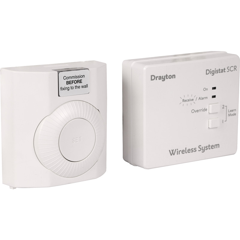 Drayton Digistat RF601 Wireless Room Thermostat