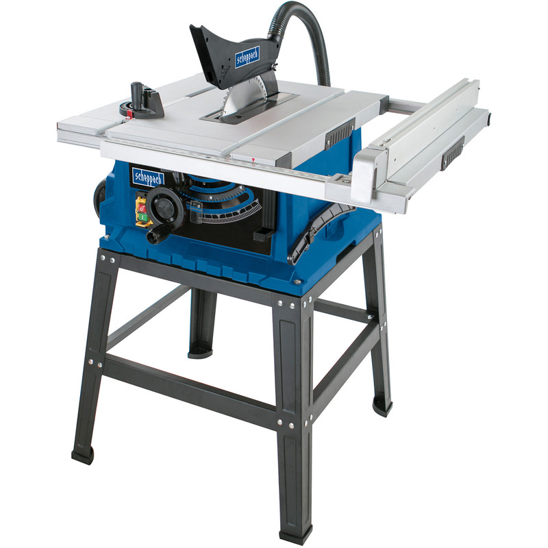 Scheppach HS105 2000W 255mm Table Saw & Stand