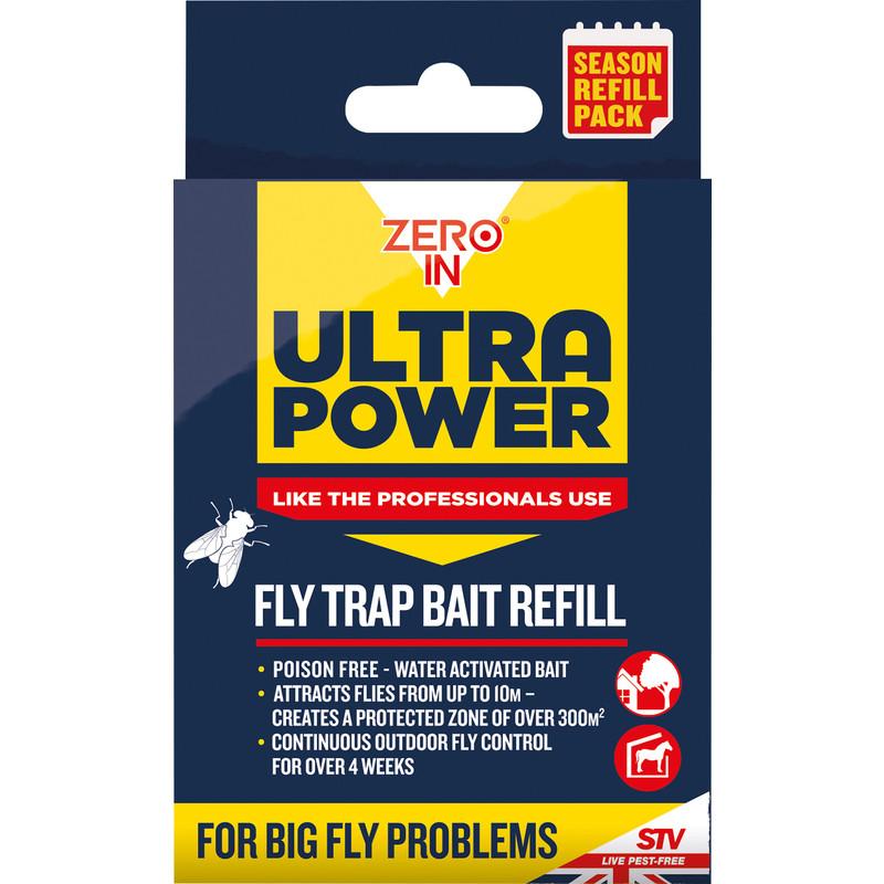 Zero In Ultra Power Outdoor Fly Trap Refills