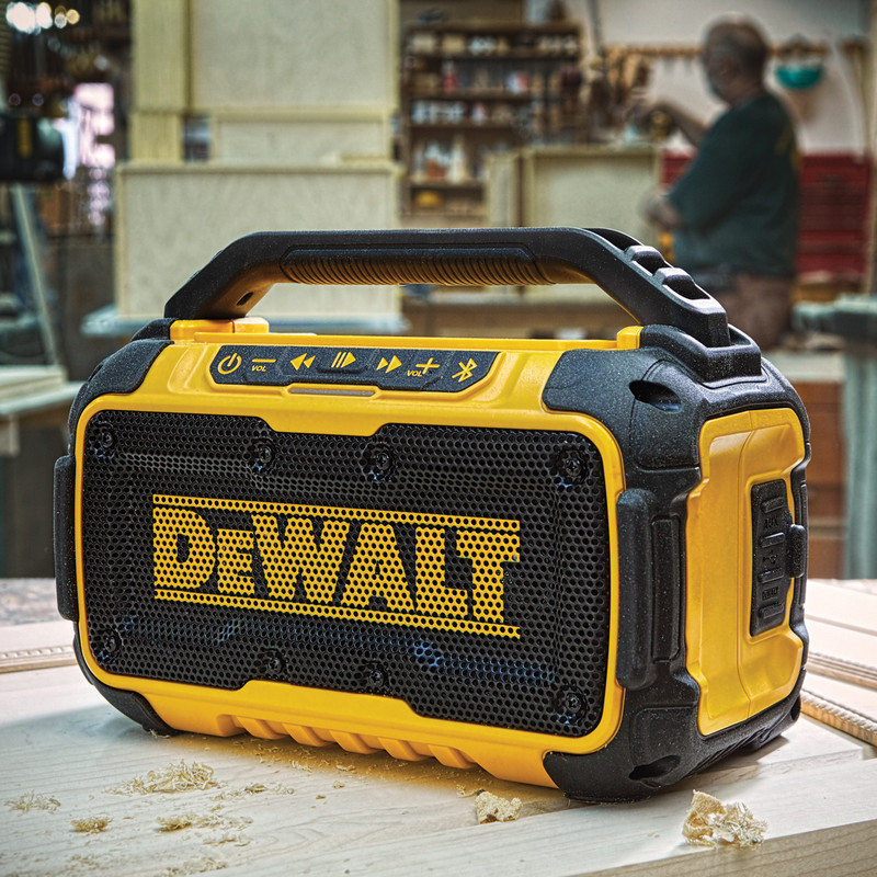 DeWalt DCR011-XJ Bluetooth Speaker