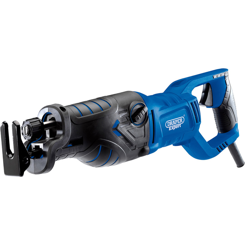 Draper 1400W Reciprocating Saw