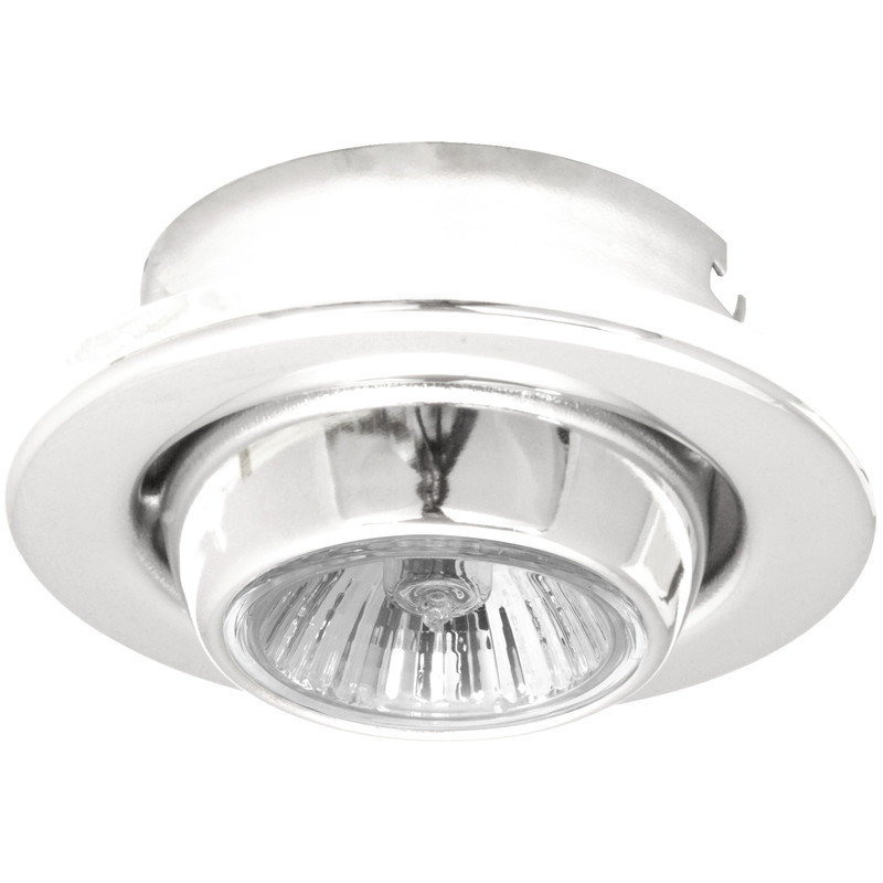 Low Voltage Pressed Eyeball Downlight