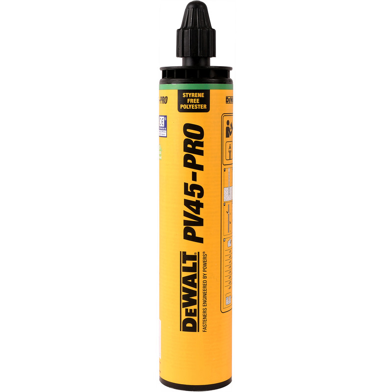 DeWalt PV-45-PRO Styrene Free Resin