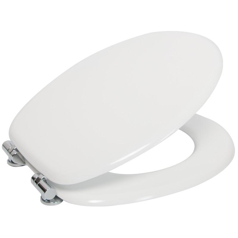Ebb + Flo Moulded Wood Soft Close Toilet Seat