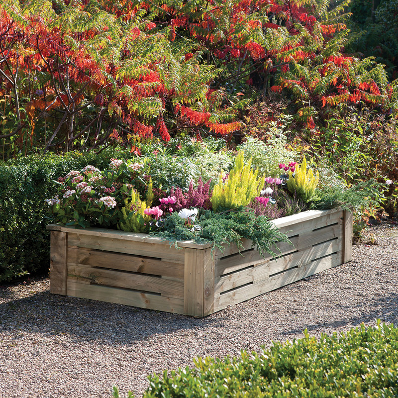 Rowlinson Raised Planter