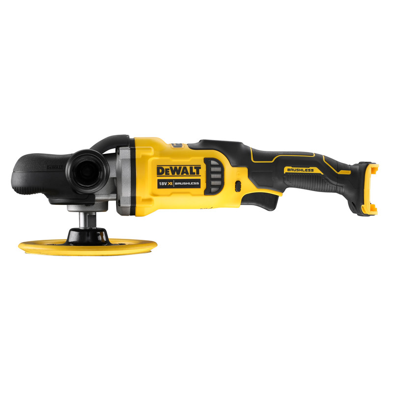 DeWalt 18V XR Brushless Rotary Polisher