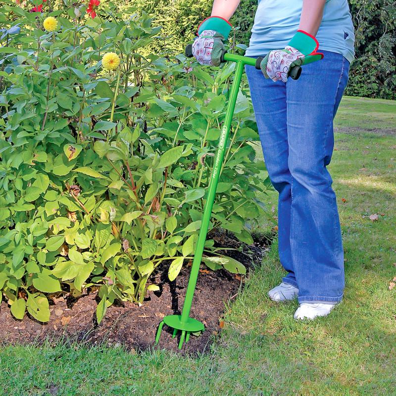 Draper Garden Tiller