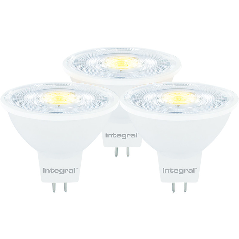 Integral LED 12V MR16 GU5.3 Lamp