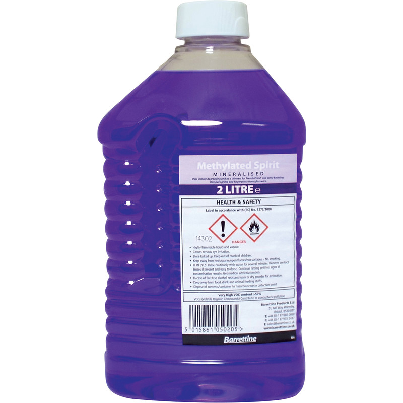 Methylated Spirit 2L