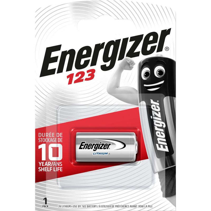 Energizer Lithium Photo 123 FSB1