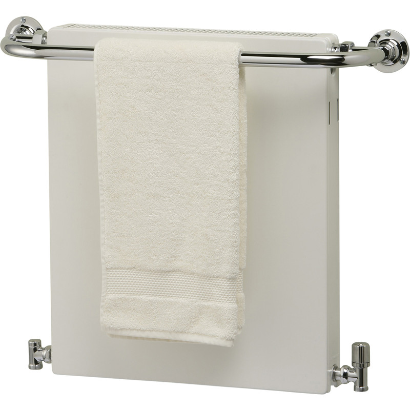 Ultraheat Hampton Planal Single Panel Designer Towel Warmer