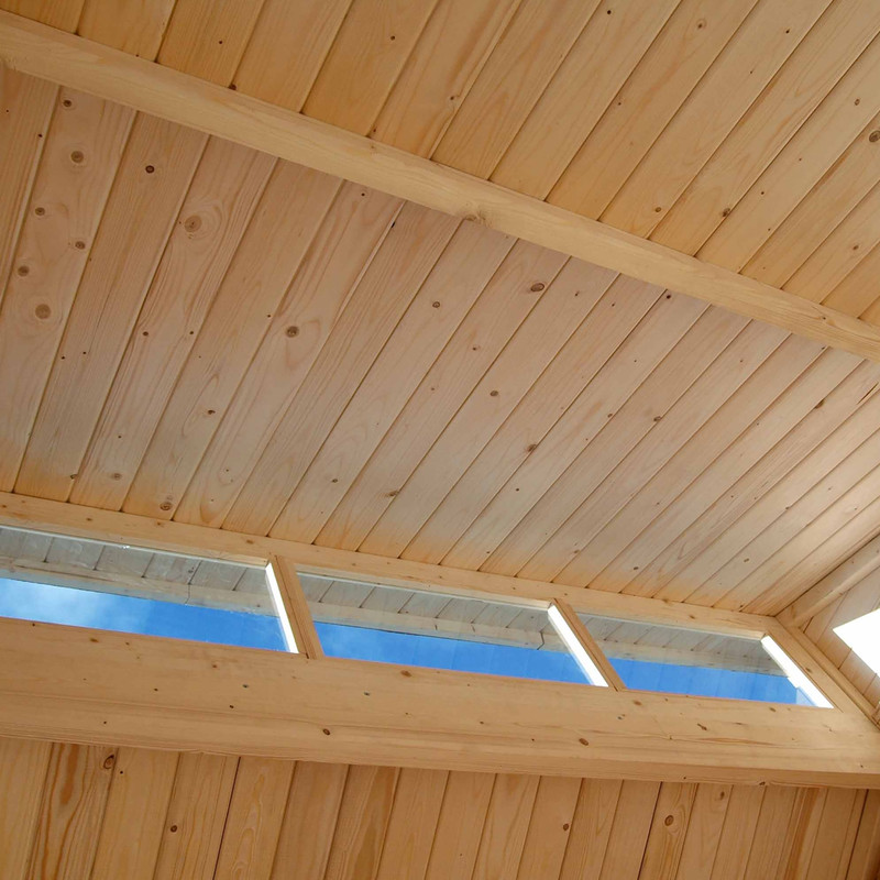 Rowlinson Skylight Shed