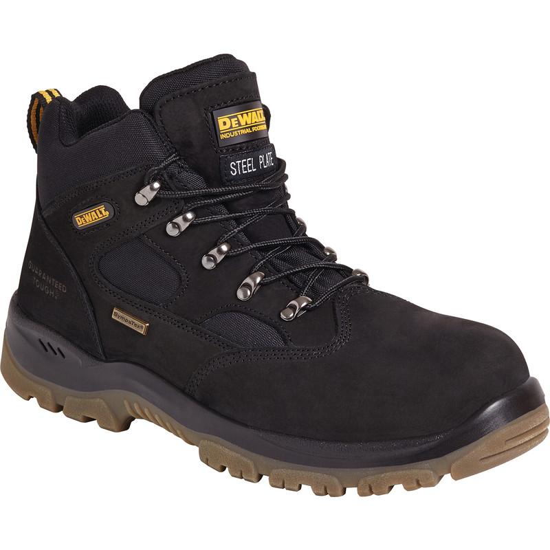 b8fa4ede2da DeWalt Challenger Safety Boots Black Size 8
